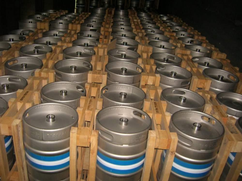 разливное пиво оптом с завода в кегах