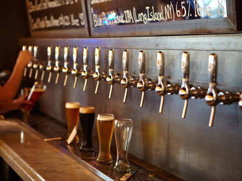каталог разливного пива в кегах